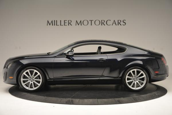 Used 2010 Bentley Continental Supersports for sale Sold at Rolls-Royce Motor Cars Greenwich in Greenwich CT 06830 3