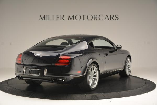 Used 2010 Bentley Continental Supersports for sale Sold at Rolls-Royce Motor Cars Greenwich in Greenwich CT 06830 7