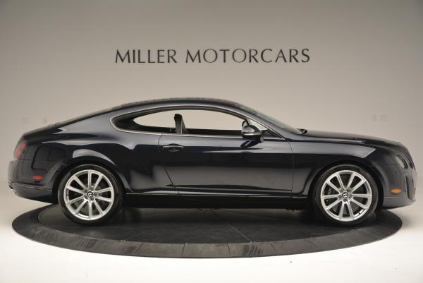 Used 2010 Bentley Continental Supersports for sale Sold at Rolls-Royce Motor Cars Greenwich in Greenwich CT 06830 9