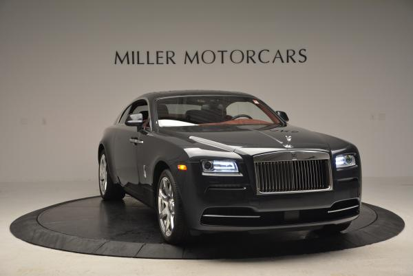 Used 2016 Rolls-Royce Wraith for sale Sold at Rolls-Royce Motor Cars Greenwich in Greenwich CT 06830 11