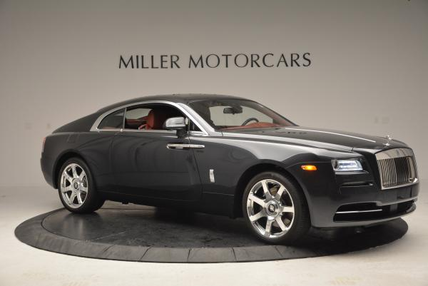 Used 2016 Rolls-Royce Wraith for sale Sold at Rolls-Royce Motor Cars Greenwich in Greenwich CT 06830 12
