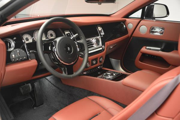 Used 2016 Rolls-Royce Wraith for sale Sold at Rolls-Royce Motor Cars Greenwich in Greenwich CT 06830 14