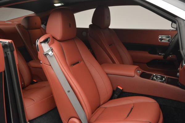 Used 2016 Rolls-Royce Wraith for sale Sold at Rolls-Royce Motor Cars Greenwich in Greenwich CT 06830 20