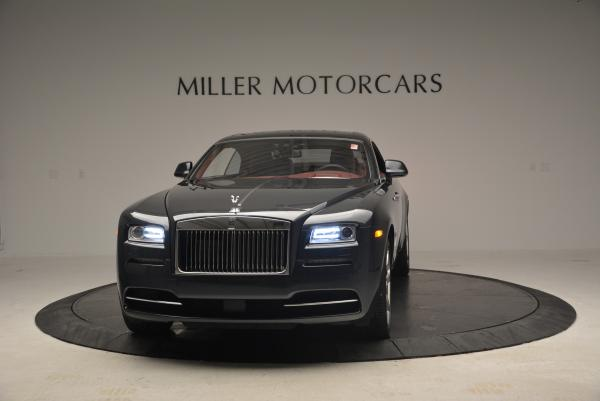 Used 2016 Rolls-Royce Wraith for sale Sold at Rolls-Royce Motor Cars Greenwich in Greenwich CT 06830 1