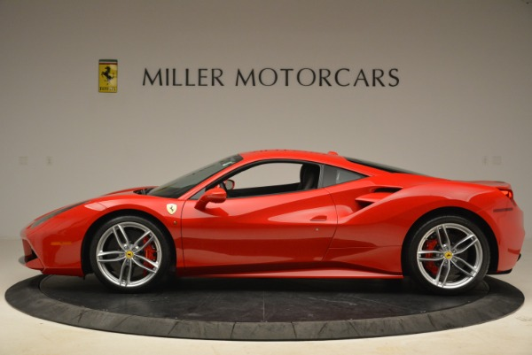Used 2016 Ferrari 488 GTB for sale Sold at Rolls-Royce Motor Cars Greenwich in Greenwich CT 06830 3
