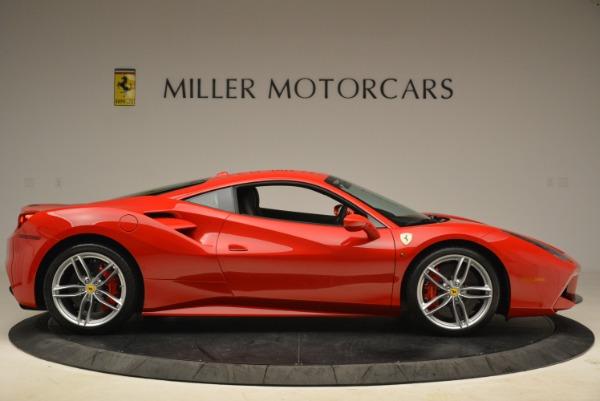 Used 2016 Ferrari 488 GTB for sale Sold at Rolls-Royce Motor Cars Greenwich in Greenwich CT 06830 9