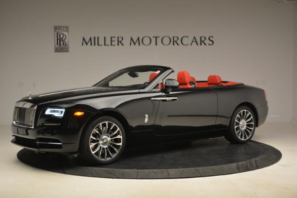 New 2018 Rolls-Royce Dawn for sale Sold at Rolls-Royce Motor Cars Greenwich in Greenwich CT 06830 2