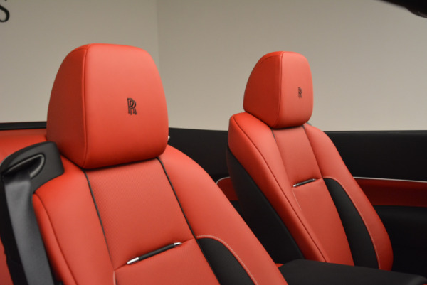 New 2018 Rolls-Royce Dawn for sale Sold at Rolls-Royce Motor Cars Greenwich in Greenwich CT 06830 28