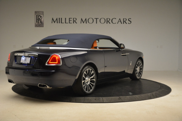 New 2018 Rolls-Royce Dawn for sale Sold at Rolls-Royce Motor Cars Greenwich in Greenwich CT 06830 20