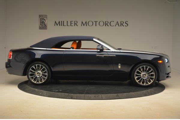 New 2018 Rolls-Royce Dawn for sale Sold at Rolls-Royce Motor Cars Greenwich in Greenwich CT 06830 21