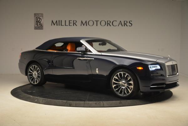 New 2018 Rolls-Royce Dawn for sale Sold at Rolls-Royce Motor Cars Greenwich in Greenwich CT 06830 22