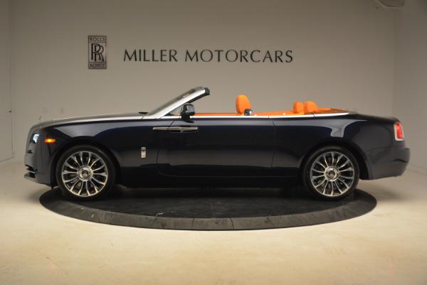 New 2018 Rolls-Royce Dawn for sale Sold at Rolls-Royce Motor Cars Greenwich in Greenwich CT 06830 3