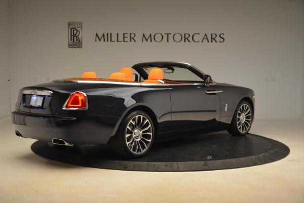 New 2018 Rolls-Royce Dawn for sale Sold at Rolls-Royce Motor Cars Greenwich in Greenwich CT 06830 8