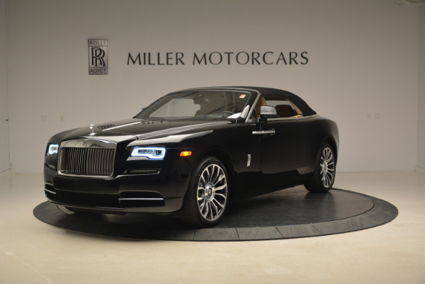Used 2018 Rolls-Royce Dawn for sale Sold at Rolls-Royce Motor Cars Greenwich in Greenwich CT 06830 12