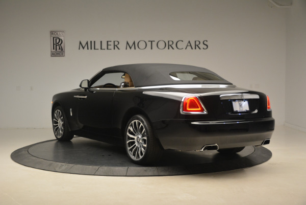 Used 2018 Rolls-Royce Dawn for sale Sold at Rolls-Royce Motor Cars Greenwich in Greenwich CT 06830 14