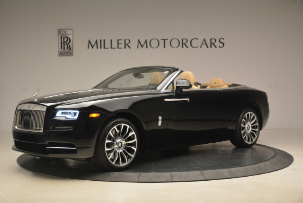 Used 2018 Rolls-Royce Dawn for sale Sold at Rolls-Royce Motor Cars Greenwich in Greenwich CT 06830 2