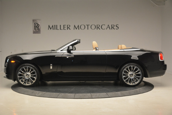 Used 2018 Rolls-Royce Dawn for sale Sold at Rolls-Royce Motor Cars Greenwich in Greenwich CT 06830 3