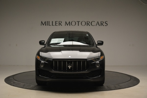 New 2018 Maserati Levante Q4 for sale Sold at Rolls-Royce Motor Cars Greenwich in Greenwich CT 06830 11