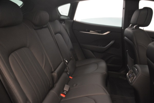 New 2018 Maserati Levante Q4 for sale Sold at Rolls-Royce Motor Cars Greenwich in Greenwich CT 06830 24