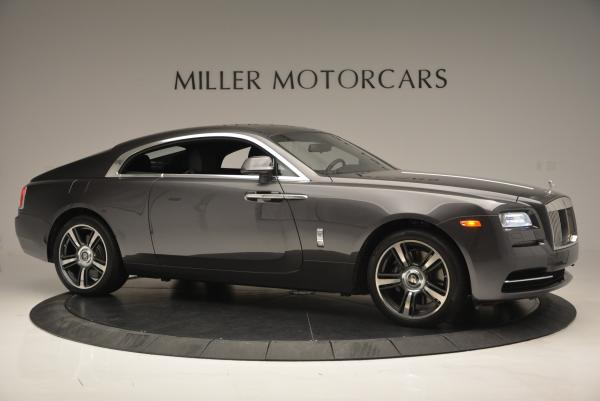 New 2016 Rolls-Royce Wraith for sale Sold at Rolls-Royce Motor Cars Greenwich in Greenwich CT 06830 10