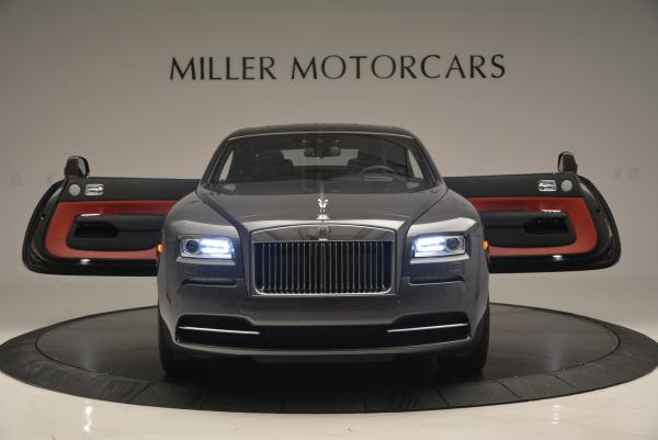 New 2016 Rolls-Royce Wraith for sale Sold at Rolls-Royce Motor Cars Greenwich in Greenwich CT 06830 12