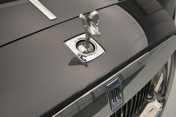 New 2016 Rolls-Royce Wraith for sale Sold at Rolls-Royce Motor Cars Greenwich in Greenwich CT 06830 14