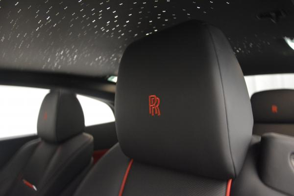 New 2016 Rolls-Royce Wraith for sale Sold at Rolls-Royce Motor Cars Greenwich in Greenwich CT 06830 25