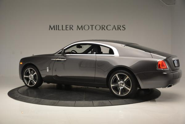 New 2016 Rolls-Royce Wraith for sale Sold at Rolls-Royce Motor Cars Greenwich in Greenwich CT 06830 3