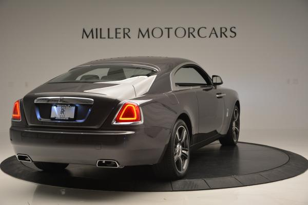 New 2016 Rolls-Royce Wraith for sale Sold at Rolls-Royce Motor Cars Greenwich in Greenwich CT 06830 6