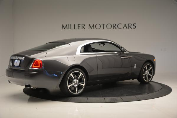 New 2016 Rolls-Royce Wraith for sale Sold at Rolls-Royce Motor Cars Greenwich in Greenwich CT 06830 7