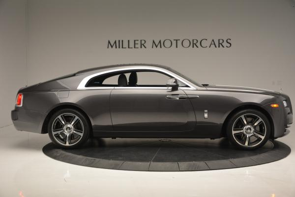 New 2016 Rolls-Royce Wraith for sale Sold at Rolls-Royce Motor Cars Greenwich in Greenwich CT 06830 8