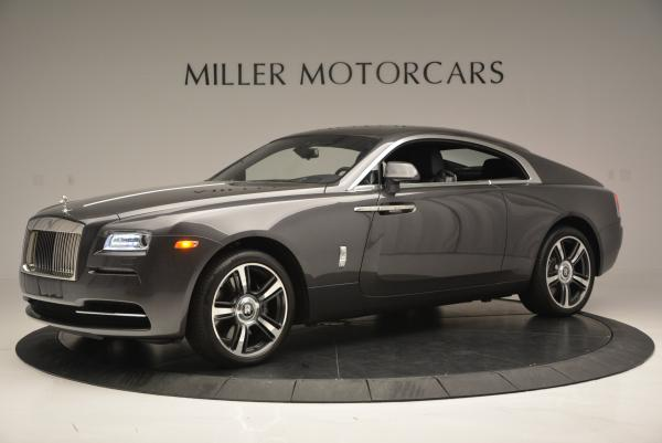 New 2016 Rolls-Royce Wraith for sale Sold at Rolls-Royce Motor Cars Greenwich in Greenwich CT 06830 1