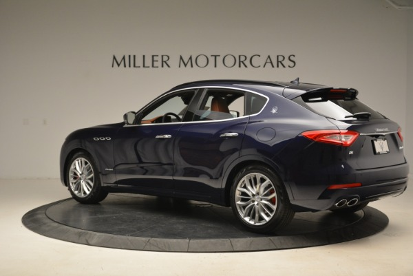 New 2018 Maserati Levante Q4 GranSport for sale Sold at Rolls-Royce Motor Cars Greenwich in Greenwich CT 06830 4