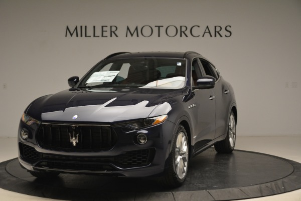 New 2018 Maserati Levante Q4 GranSport for sale Sold at Rolls-Royce Motor Cars Greenwich in Greenwich CT 06830 1
