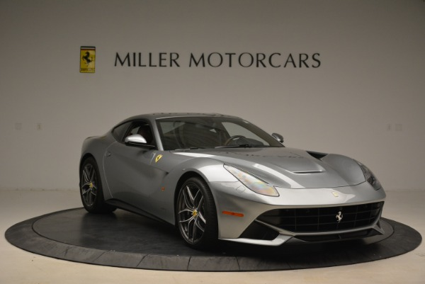 Used 2017 Ferrari F12 Berlinetta for sale Sold at Rolls-Royce Motor Cars Greenwich in Greenwich CT 06830 11