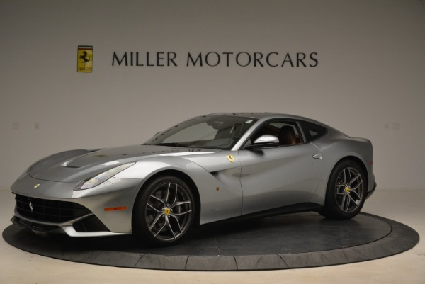 Used 2017 Ferrari F12 Berlinetta for sale Sold at Rolls-Royce Motor Cars Greenwich in Greenwich CT 06830 2