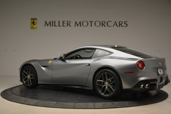 Used 2017 Ferrari F12 Berlinetta for sale Sold at Rolls-Royce Motor Cars Greenwich in Greenwich CT 06830 4