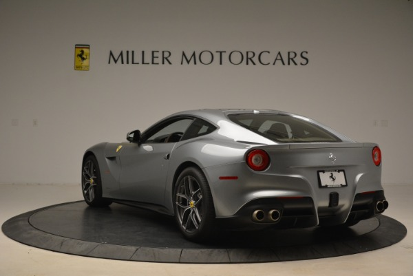 Used 2017 Ferrari F12 Berlinetta for sale Sold at Rolls-Royce Motor Cars Greenwich in Greenwich CT 06830 5