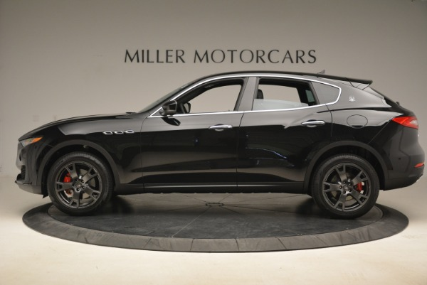 New 2018 Maserati Levante Q4 for sale Sold at Rolls-Royce Motor Cars Greenwich in Greenwich CT 06830 2