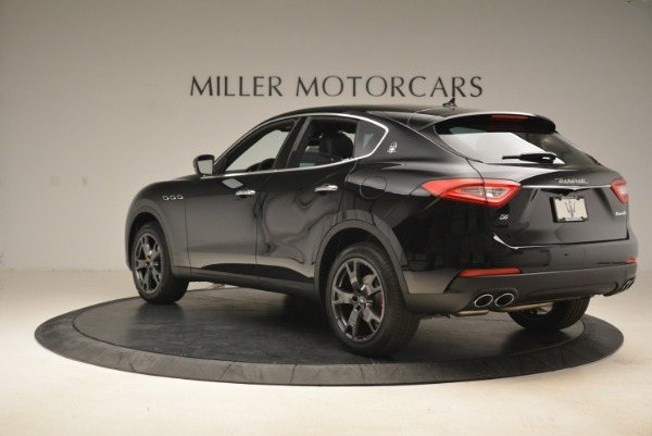 New 2018 Maserati Levante Q4 for sale Sold at Rolls-Royce Motor Cars Greenwich in Greenwich CT 06830 3