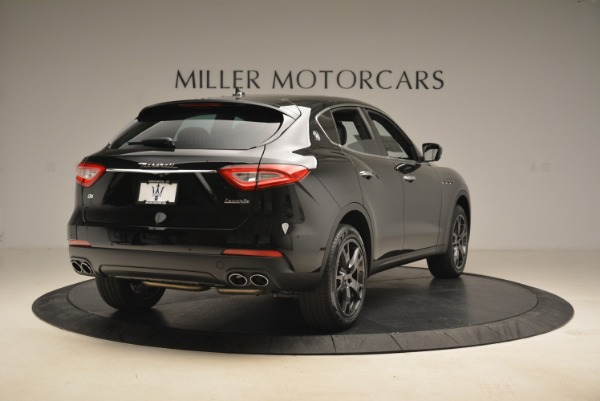 New 2018 Maserati Levante Q4 for sale Sold at Rolls-Royce Motor Cars Greenwich in Greenwich CT 06830 6