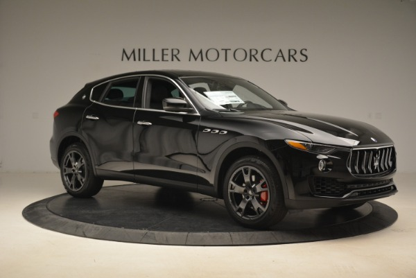 New 2018 Maserati Levante Q4 for sale Sold at Rolls-Royce Motor Cars Greenwich in Greenwich CT 06830 9