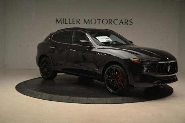 New 2018 Maserati Levante S Q4 Gransport for sale Sold at Rolls-Royce Motor Cars Greenwich in Greenwich CT 06830 11