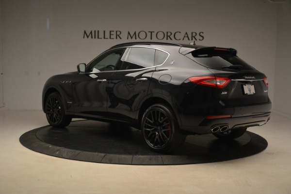 New 2018 Maserati Levante S Q4 Gransport for sale Sold at Rolls-Royce Motor Cars Greenwich in Greenwich CT 06830 5