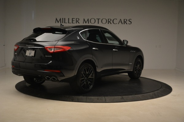 New 2018 Maserati Levante S Q4 Gransport for sale Sold at Rolls-Royce Motor Cars Greenwich in Greenwich CT 06830 8