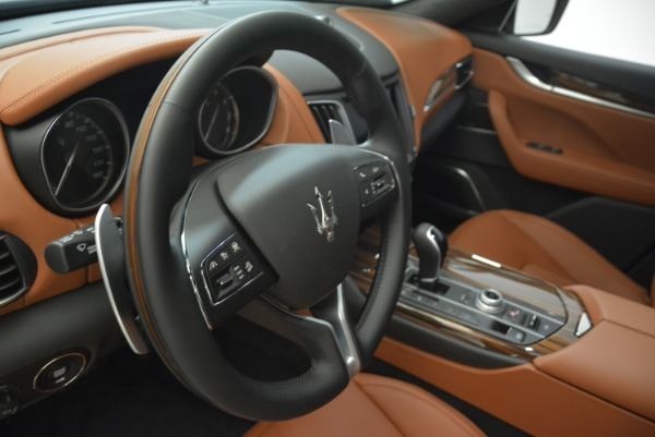 New 2018 Maserati Levante Q4 GranLusso for sale Sold at Rolls-Royce Motor Cars Greenwich in Greenwich CT 06830 15
