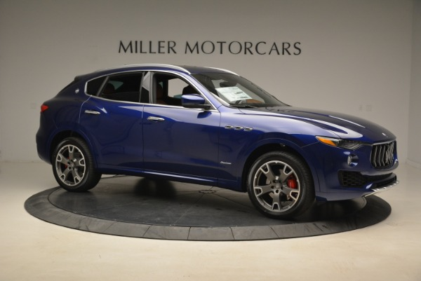New 2018 Maserati Levante Q4 GranLusso for sale Sold at Rolls-Royce Motor Cars Greenwich in Greenwich CT 06830 9