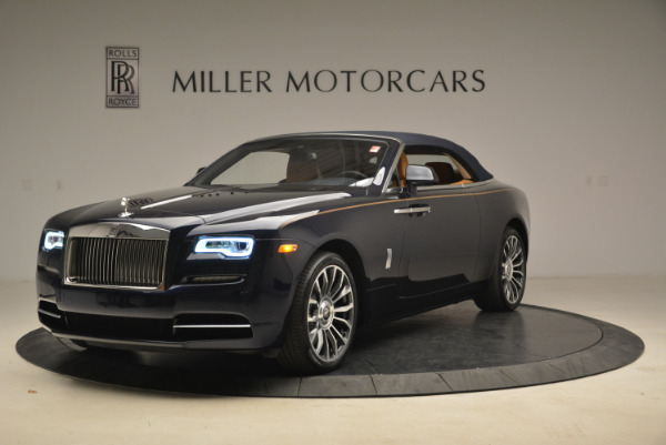 New 2018 Rolls-Royce Dawn for sale Sold at Rolls-Royce Motor Cars Greenwich in Greenwich CT 06830 13
