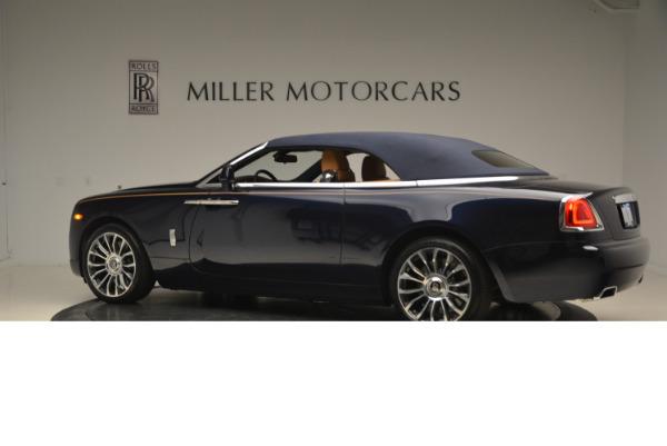 New 2018 Rolls-Royce Dawn for sale Sold at Rolls-Royce Motor Cars Greenwich in Greenwich CT 06830 16