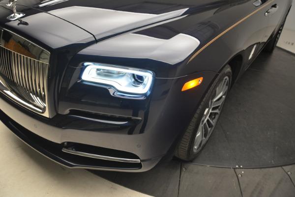 New 2018 Rolls-Royce Dawn for sale Sold at Rolls-Royce Motor Cars Greenwich in Greenwich CT 06830 26